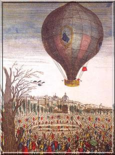 histoire de la montgolfi232re bulle dair